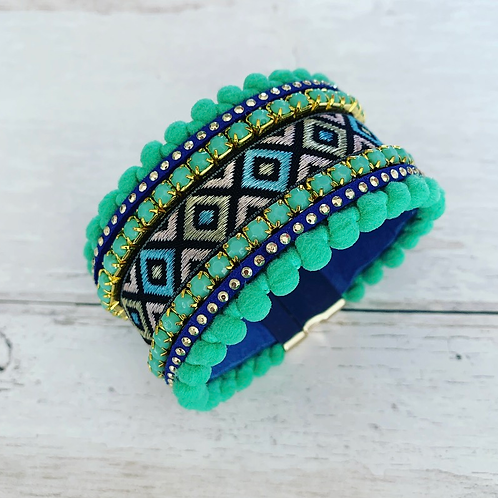 Avery Bracelet, Mint