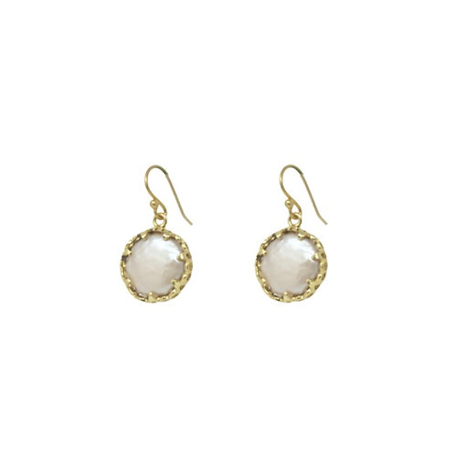 St Vincent Pearl Earrings