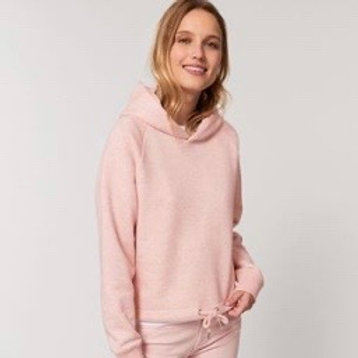 Womens Cropped Hoodie / Various Colours