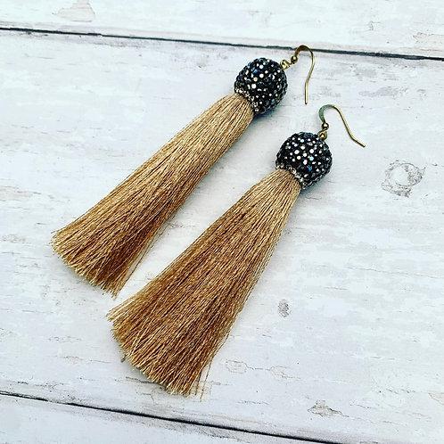 Skyla Tassel Earrings