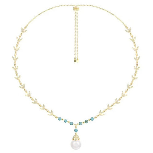 Lucille Pearl Necklace