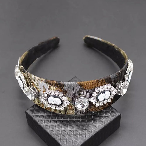 Orla Headband with Rhinestones