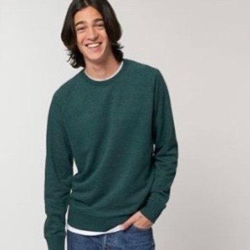 Mens Basic Sweatshirt / Various Colours