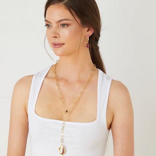 Ruby Multi-way Wrap Bracelet / Necklace