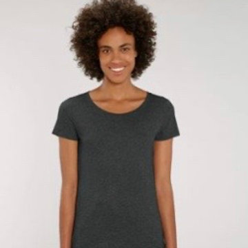 Womens Slim Fit Tee / Various Colours