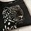 Thumbnail: Cheetah Sweatshirt / Black & Silver