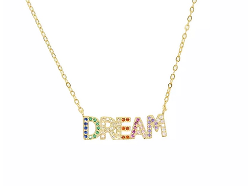 Dream Rainbow Necklace