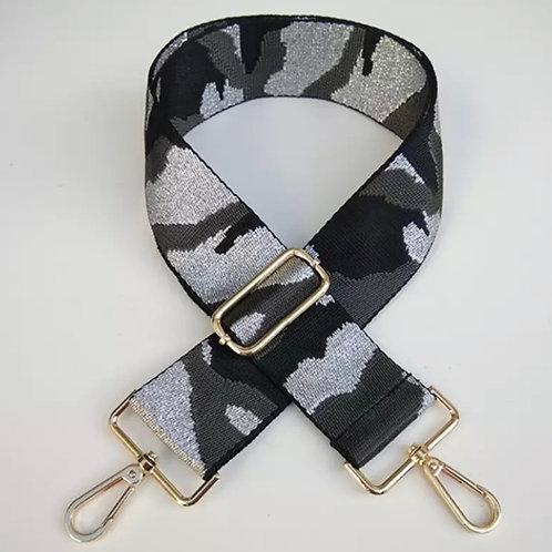 Mai Bag Strap / Silver
