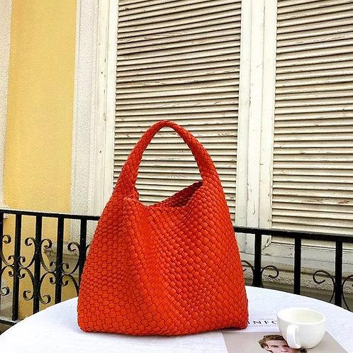 Kate Tote Bag / Orange
