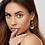 Thumbnail: Skylar Earrings, Turquoise