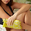 Thumbnail: The Udaipur Beaded Clutch, Yellow