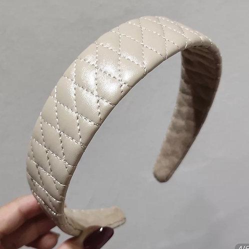 Marcelle Headband / Beige