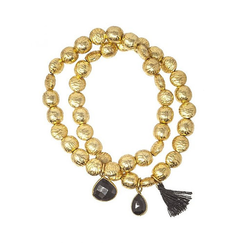 Goa Bracelets / Black Onyx