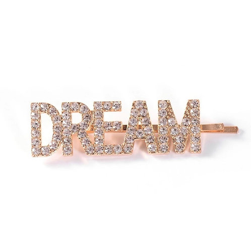 DREAM Hair Slide, Blush
