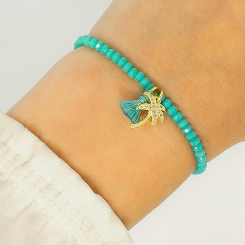 Olympus Turquoise Bracelet
