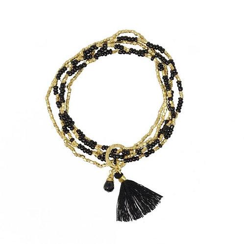 Galapagos Bracelet / Black Onyx