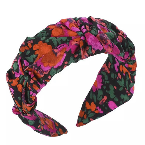 Dahlia Headband / Pink
