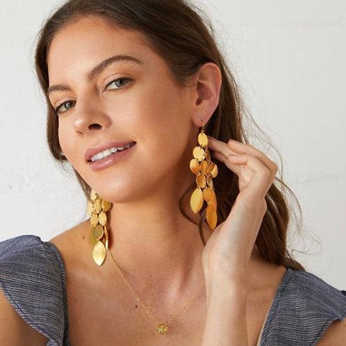 Cheyenne Earrings / Gold