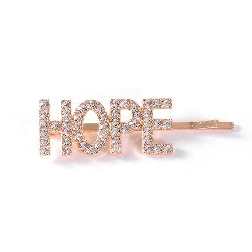 HOPE Hair Slide, Blush