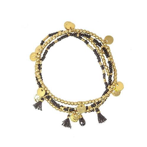Treasure Island Bracelets / Black