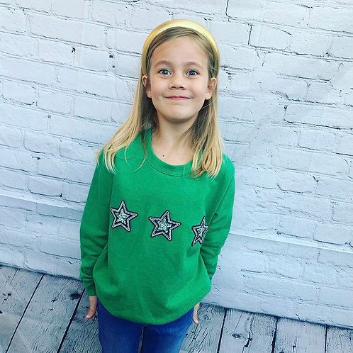 All Star Sweatshirt / Green