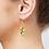 Thumbnail: Winona Earrings, Chrysoprase