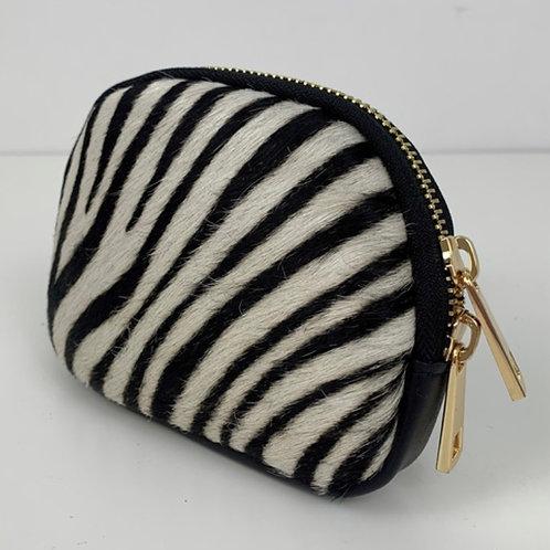 Coin Purse / Zebra