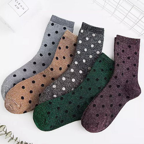 Dotty Socks / Various