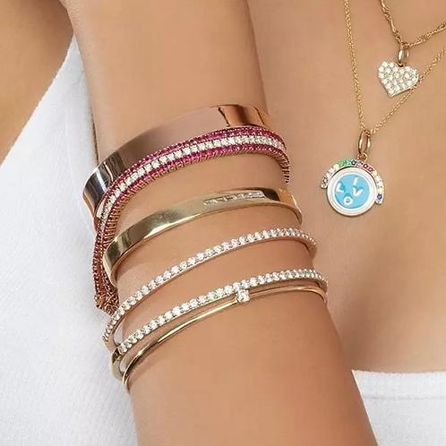 Clarabell Tennis Bracelet