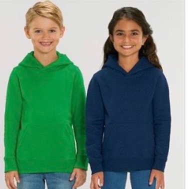 Kids Basic Hoodie / Various Colours