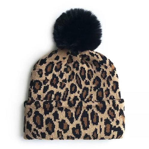 Florry Hat / Leopard