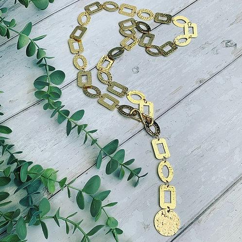 Esmerelda Multi-way Necklace / Gold