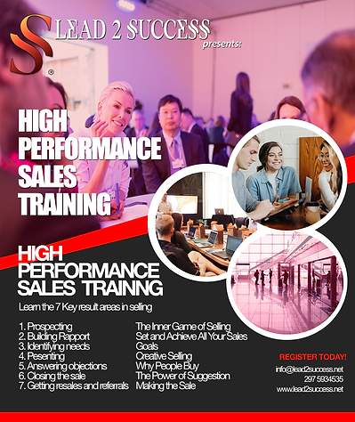 L2S_FlyerHigh-Performance-Sales-Training