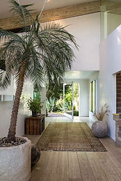 LIVING THE 'GREAT OUTDOORS' INSIDE