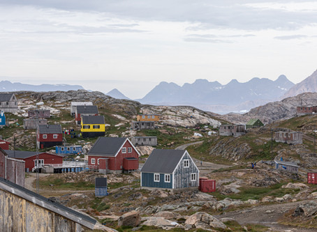 Dagbog fra Challenge Greenland: Dag 1 til 3