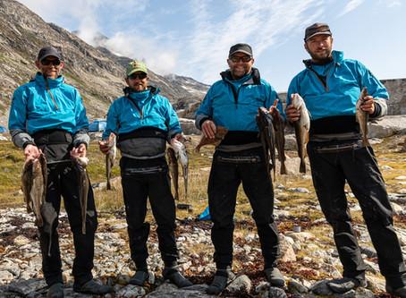 Dagbog fra Challenge Greenland: Dag 7 til 11