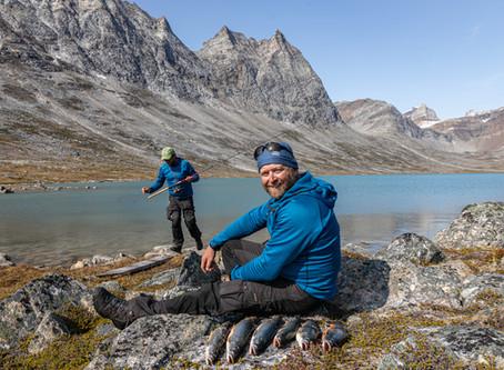 Dagbog fra Challenge Greenland: Dag 12 til 15