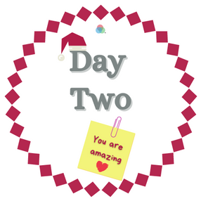 12 Days of Kindness Day Two