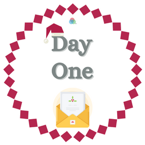 12 Days of Kindness Day One