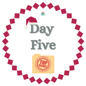 12 Days of Kindness Day Five