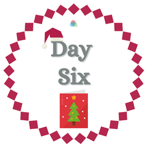 12 Days of Kindness Day Six