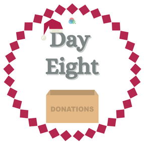 12 Days of Kindness Day Eight