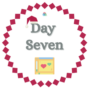 12 Days of Kindness Day Seven