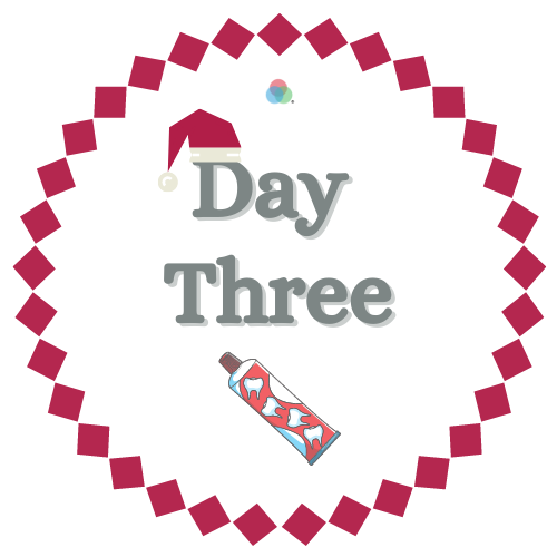 12 Days of Kindness Day Three