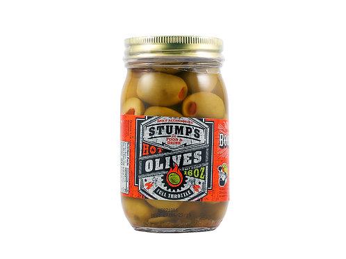 Hot Olives