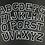 Thumbnail: ABCs Alphabet Iron On Adhesive Patch