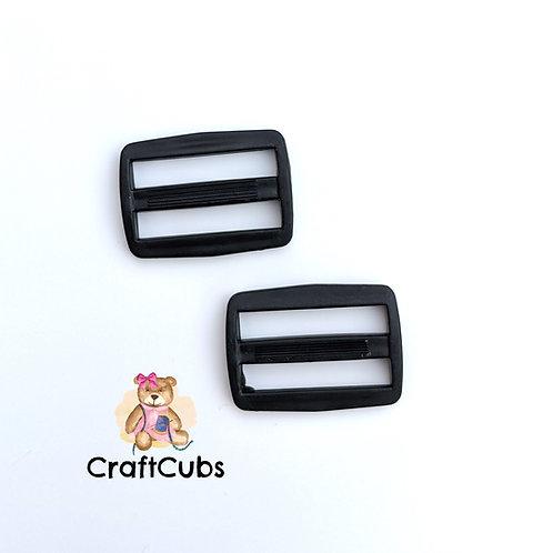 32mm (1 1/4 inch) Plastic Slider