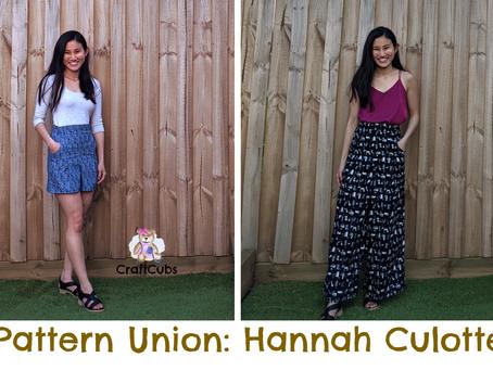 Pattern Union Hannah Culottes