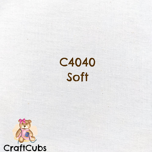 C4040 Fusible Woven Interfacing
