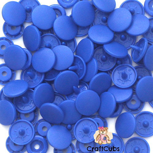 T5 Kam Snaps in Matte Royal Blue (B16)